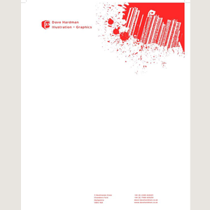 Letterheads Printing Service in Durban