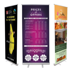 Pull Up Banner Printing Service in Durban