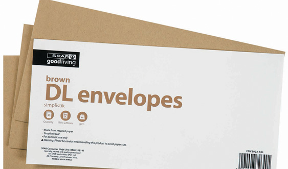 Envelope Printing South Africa